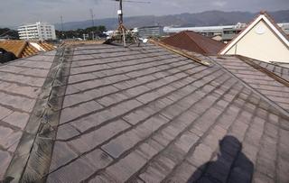 芦屋市屋根
