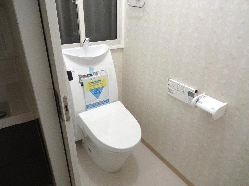 2階トイレAFTER