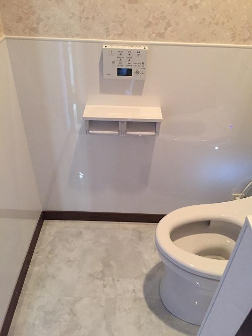 トイレAFTER2