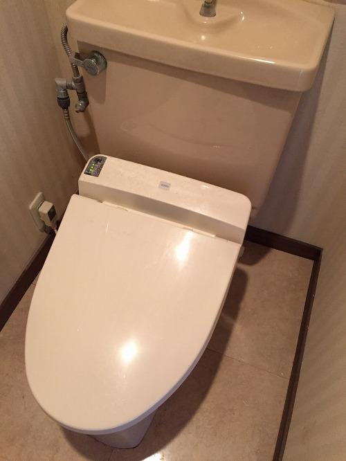 BEFOREトイレ